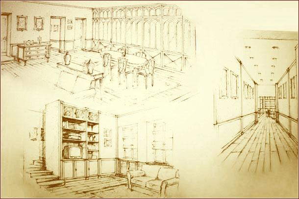 Progettazione Armadi Su Misura.Progettazione Boiseries Interni